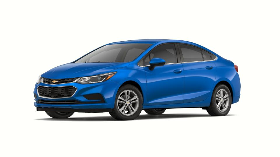 2018 Chevrolet Cruze Vehicle Photo in Anchorage, AK 99515