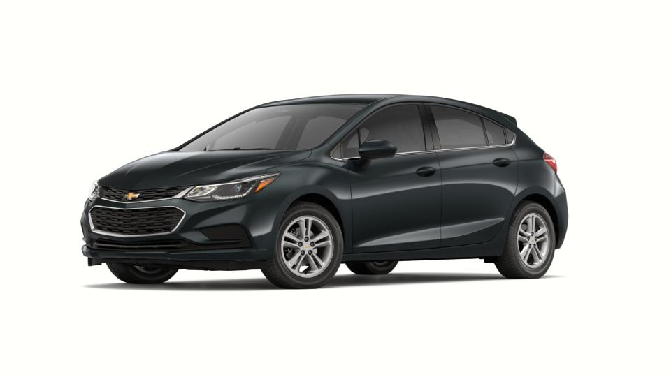 2018 Chevrolet Cruze Vehicle Photo in Casper, WY 82609