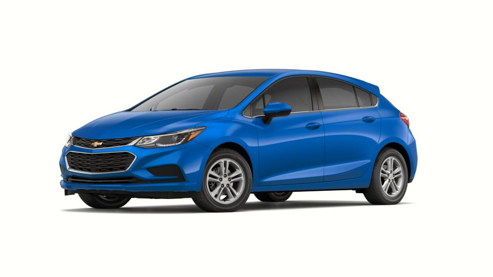 2018 Chevrolet Cruze Vehicle Photo in Mount Vernon, OH 43050