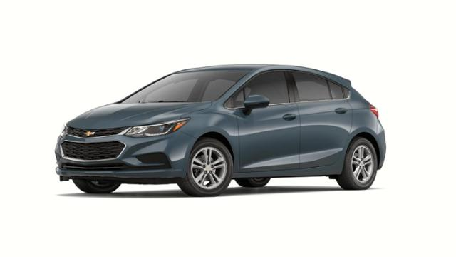 New Graphite Metallic 2018 Chevrolet Cruze For In Moon Township At North Star