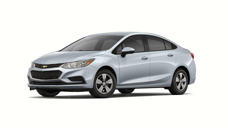 2018 Chevrolet Cruze Vehicle Photo in Tulsa, OK 74133