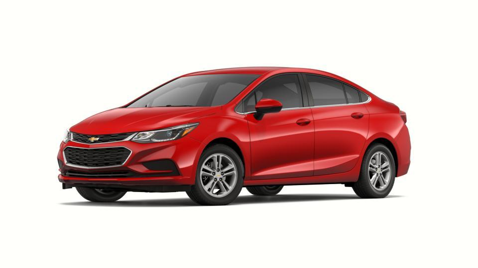 2018 Chevrolet Cruze Vehicle Photo in Mount Horeb, WI 53572