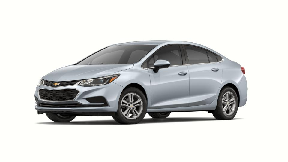 2018 Chevrolet Cruze Vehicle Photo in Lansing, MI 48911