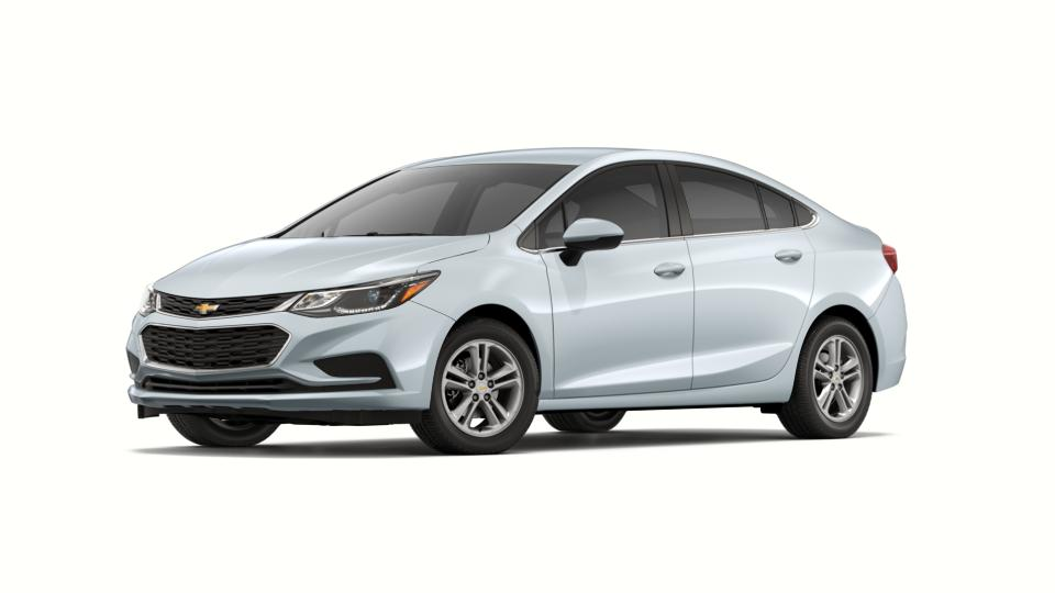 2018 Chevrolet Cruze Vehicle Photo in Lubbock, TX 79412