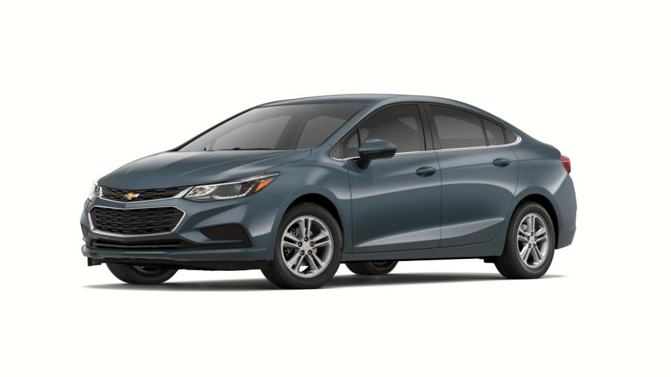 2018 Chevrolet Cruze Vehicle Photo in San Leandro, CA 94577