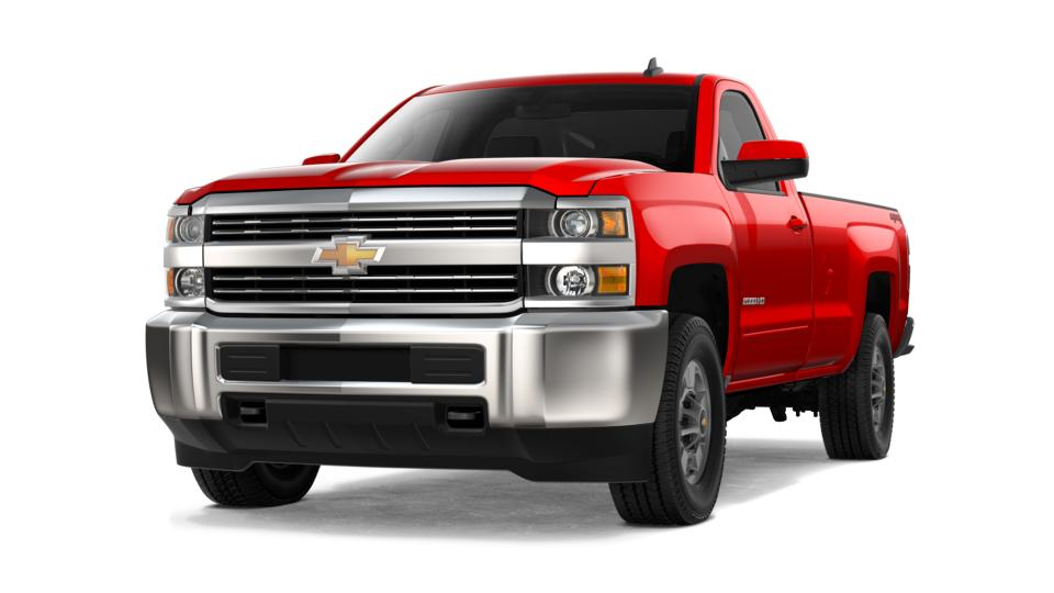2018 Chevrolet Silverado 2500HD Vehicle Photo in Lansing, MI 48911