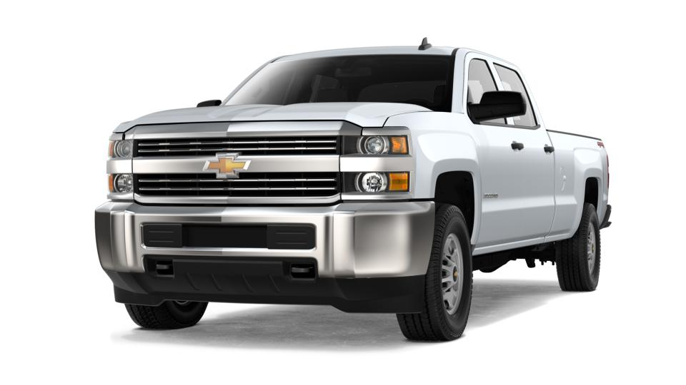 2018 Chevrolet Silverado 2500HD Vehicle Photo in Redding, CA 96002