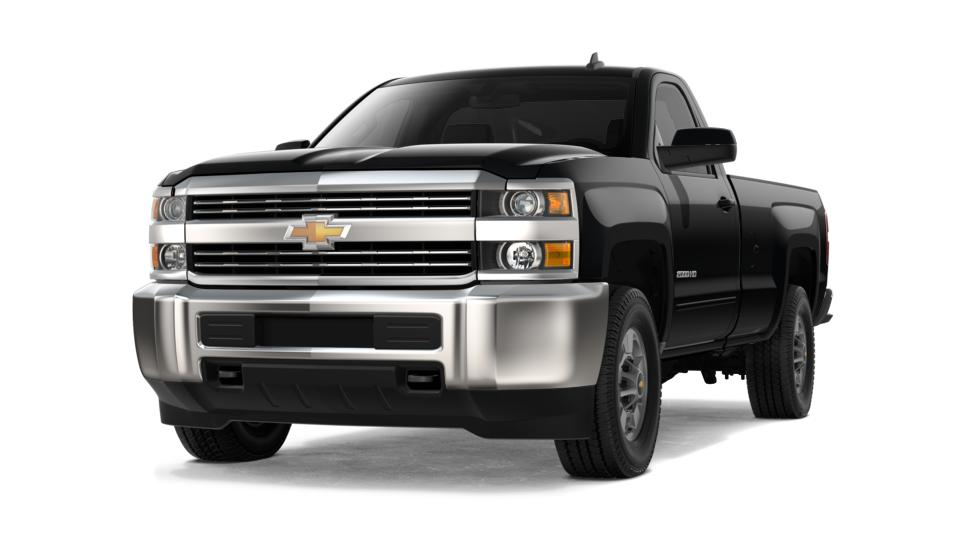 2018 Chevrolet Silverado 2500HD Vehicle Photo in Naples, FL 34109
