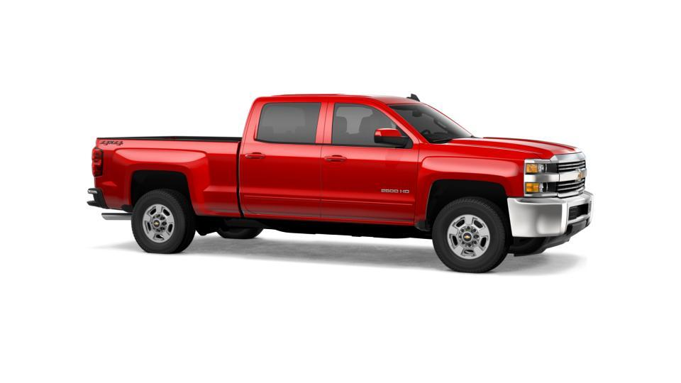 Gm Financial Lease >> New 2018 Red Hot Chevrolet Silverado 2500HD Crew Cab Standard Box 4-Wheel Drive LT For Sale in ...