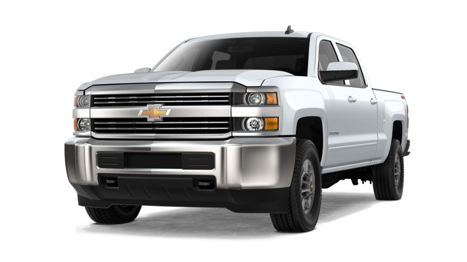2018 Chevrolet Silverado 2500HD Vehicle Photo in Odessa, TX 79762