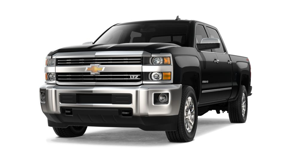 2018 Chevrolet Silverado 2500HD Vehicle Photo in Bend, OR 97701