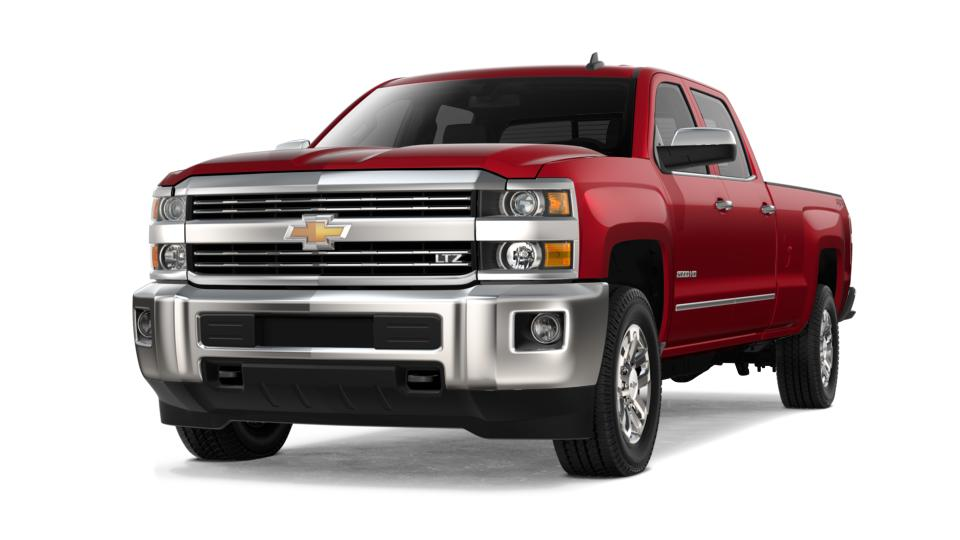 2018 Chevrolet Silverado 2500HD Vehicle Photo in Independence, MO 64055