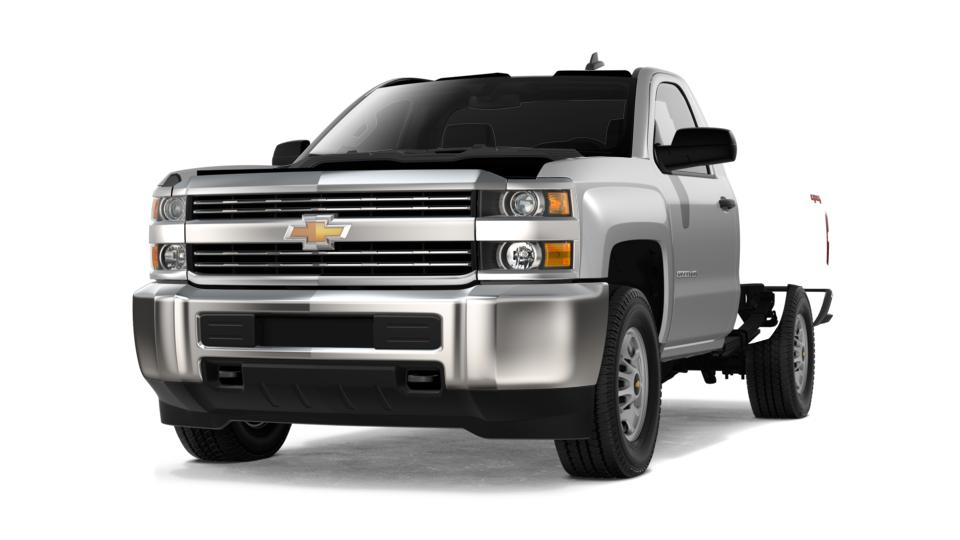 2018 Chevrolet Silverado 2500HD Vehicle Photo in South Portland, ME 04106