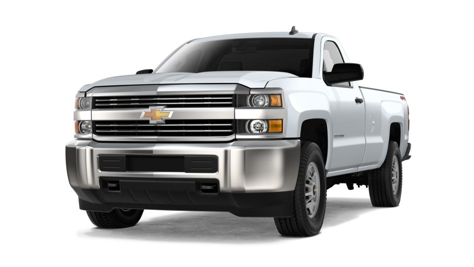 2018 Chevrolet Silverado 2500HD Vehicle Photo in Knoxville, TN 37912