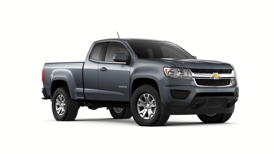 2018 Chevrolet Colorado Vehicle Photo in San Angelo, TX 76903