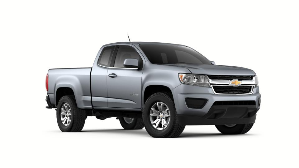 2018 Chevrolet Colorado Vehicle Photo in Wendell, NC 27591