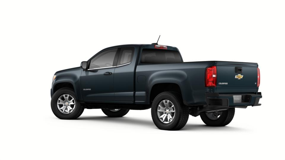 New Truck 2018 Graphite Metallic Chevrolet Colorado