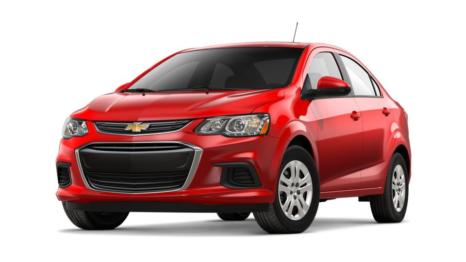 2018 Chevrolet Sonic Vehicle Photo in Scottsdale, AZ 85260