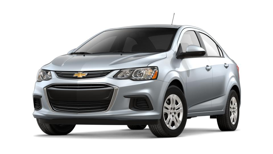 2018 Chevrolet Sonic Vehicle Photo in Danville, KY 40422