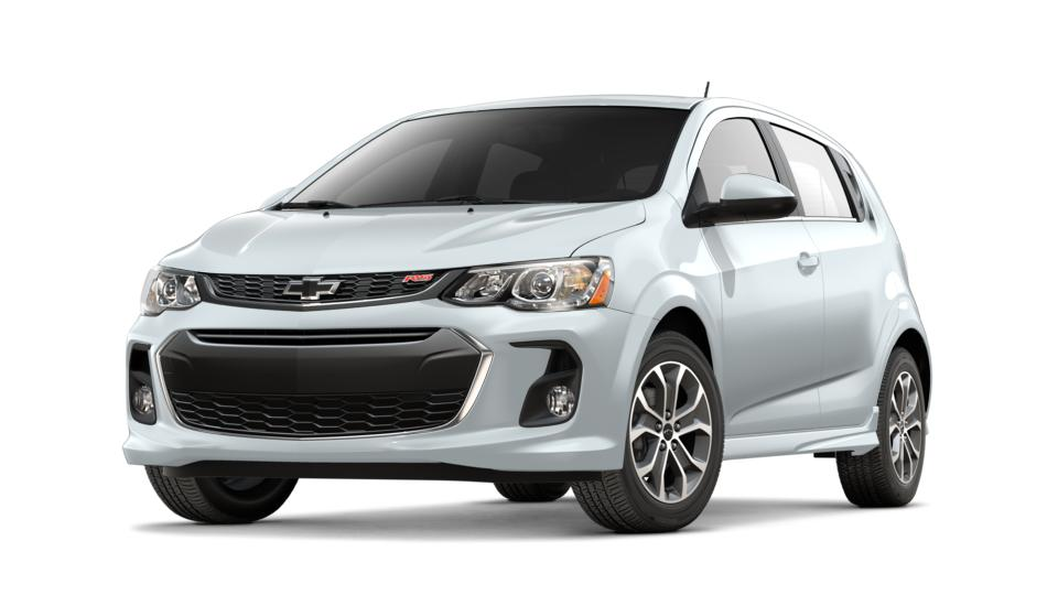 2018 Chevrolet Sonic photo du véhicule à Val-d'Or, QC J9P 0J6