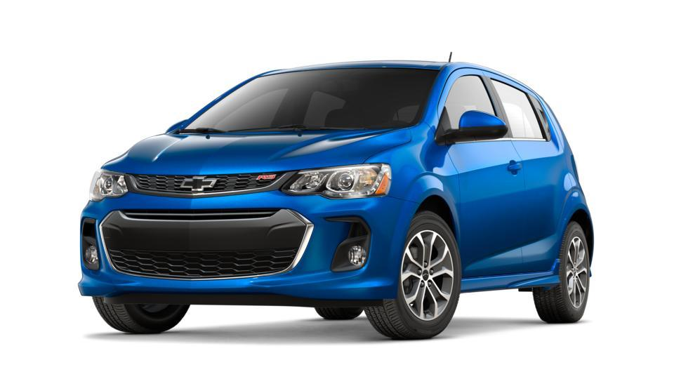 2018 Chevrolet Sonic Vehicle Photo in Puyallup, WA 98371