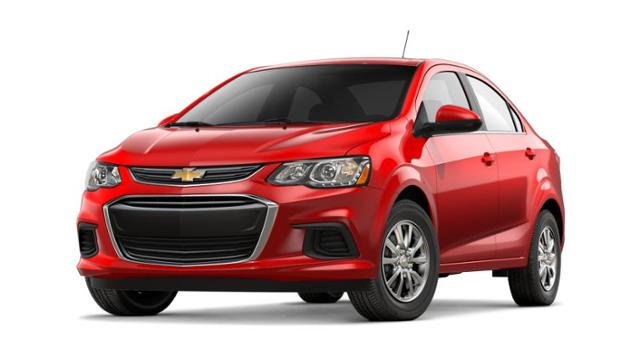 Exceptional 2018 Chevrolet Sonic Vehicle Photo In Elkton, MD 21921