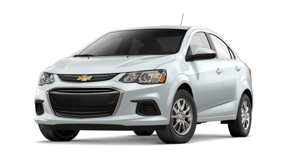 2018 Chevrolet Sonic Vehicle Photo in Mission, TX 78572