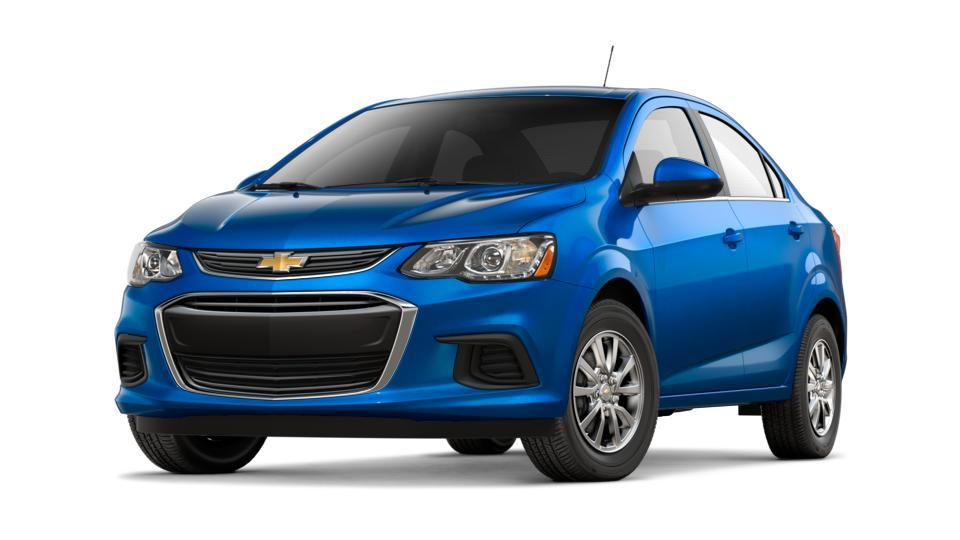 2018 Chevrolet Sonic Vehicle Photo in Medina, OH 44256