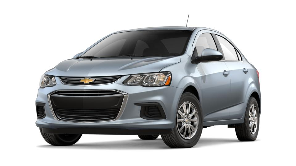 2018 Chevrolet Sonic Vehicle Photo in Anchorage, AK 99515