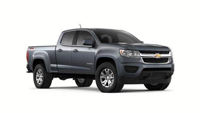 2018 Chevrolet Colorado Vehicle Photo In San Jose, CA 95136