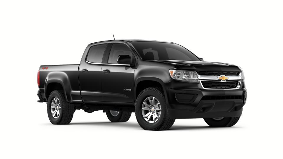 2018 Chevrolet Colorado Vehicle Photo in Spokane, WA 99207