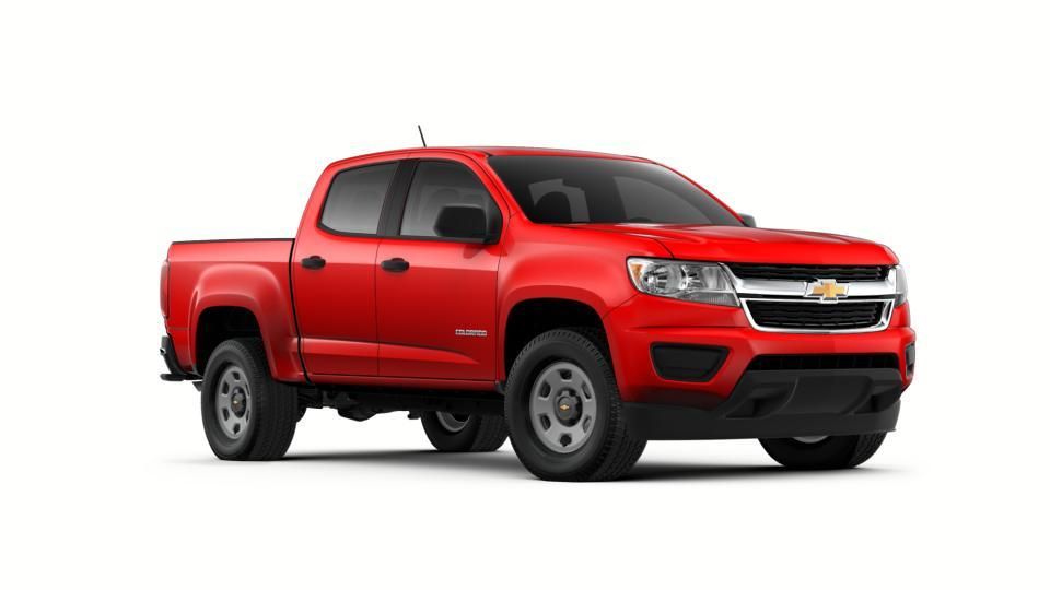 2018 Chevrolet Colorado Vehicle Photo in Redding, CA 96002