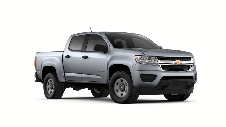 Jack Schmitt Chevrolet >> New Graphite Metallic Gray 2018 Chevrolet Colorado Extended Cab Long Box 2-Wheel Drive WT for ...