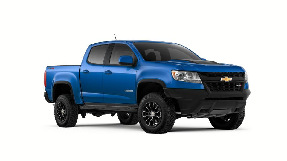 2018 Chevrolet Colorado Vehicle Photo in Clinton, MI 49236