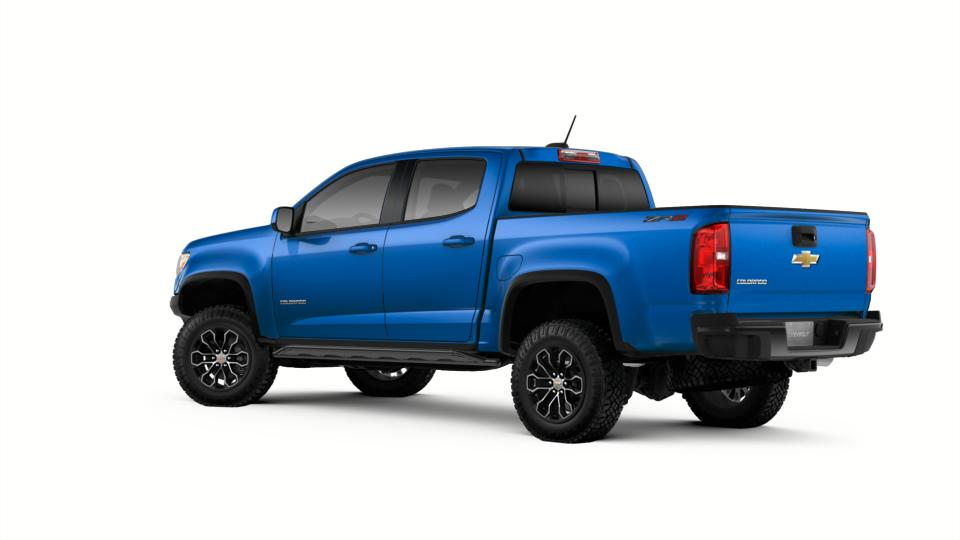 New Kinetic Blue Metallic 2018 Chevrolet Colorado For Sale