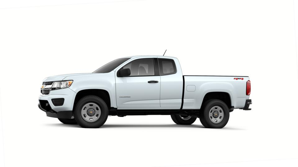 Hicksville Gaz Summit White 2018 Chevrolet Colorado New