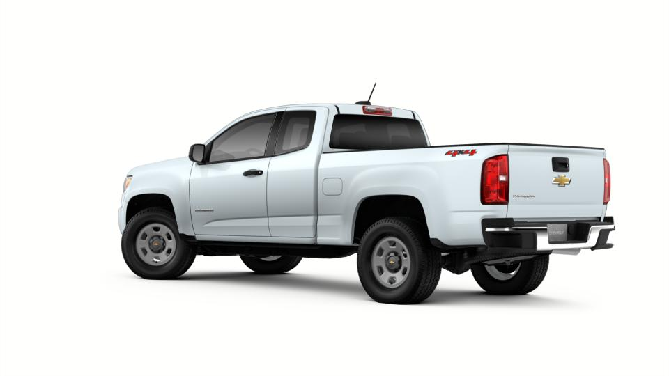 new 2018 summit white chevrolet colorado extended cab long. Black Bedroom Furniture Sets. Home Design Ideas