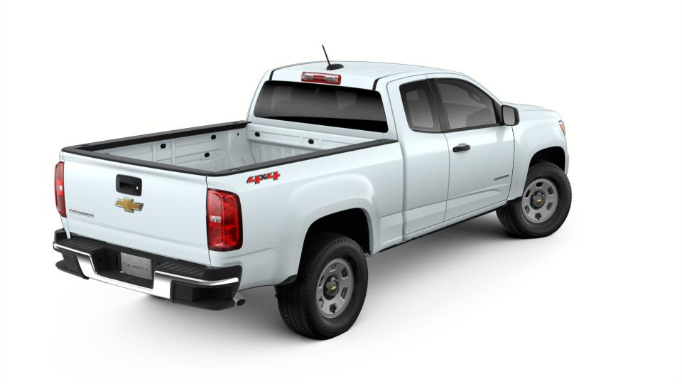 new summit white 2018 chevrolet colorado extended cab long. Black Bedroom Furniture Sets. Home Design Ideas