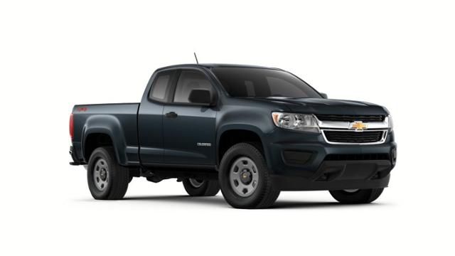 2018 Chevrolet Colorado Vehicle Photo In Rochester, NY 14615
