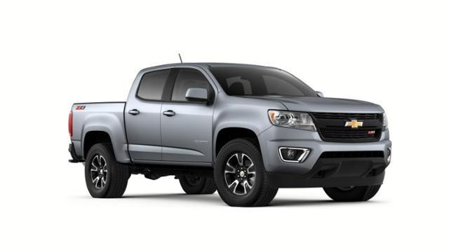 Chevy Dealership Austin >> Austin Silver Ice Metallic 2018 Chevrolet Colorado Used