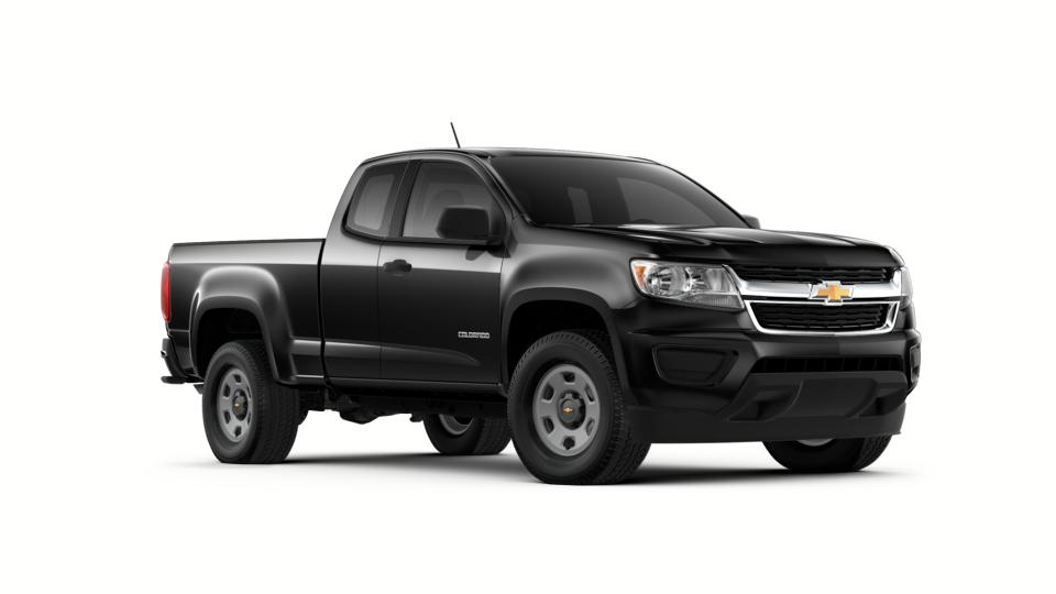 2018  Colorado Extended Cab Long Box 2-Wheel Drive Base