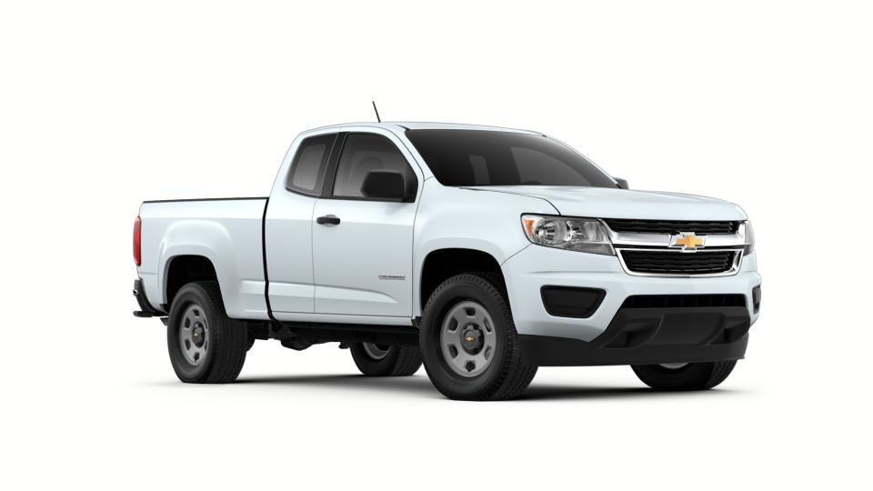 2018  Colorado Extended Cab Long Box 2-Wheel Drive WT