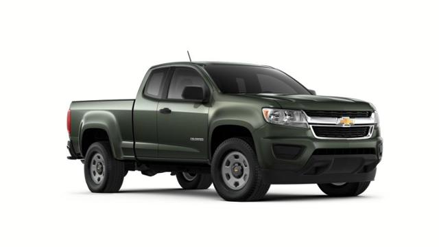 2018 Chevrolet Colorado Vehicle Photo In Ord Oh 45150