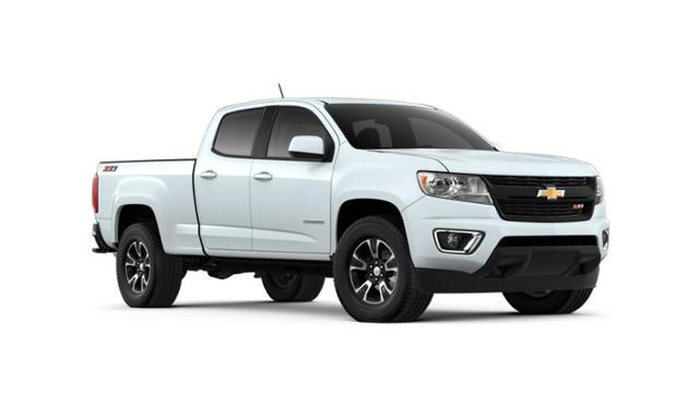 2018 Chevrolet Colorado Vehicle Photo In Redding Ca 96002