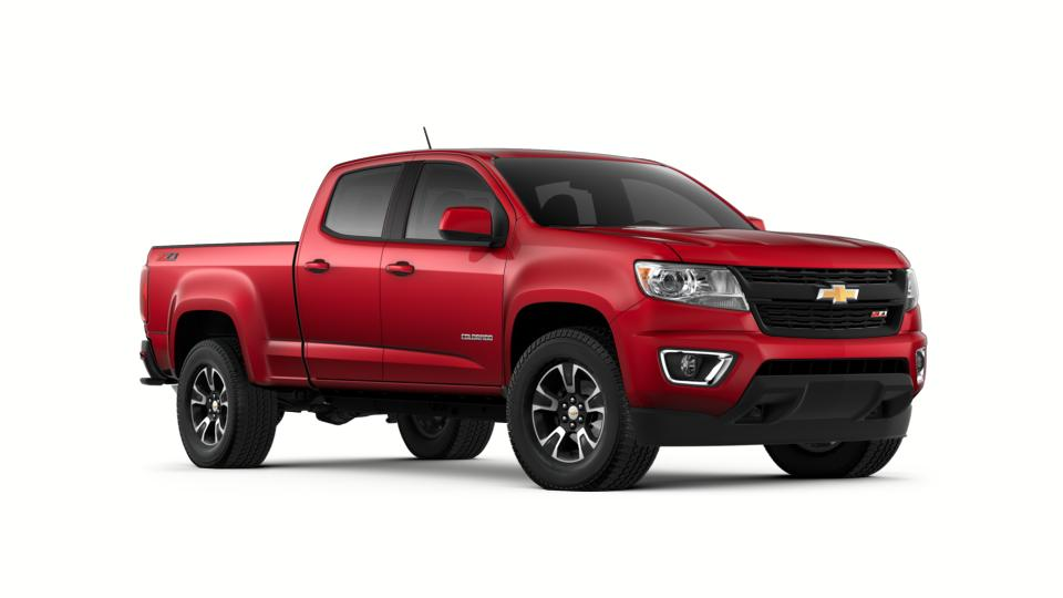 2018 Chevrolet Colorado Vehicle Photo in Portland, OR 97225