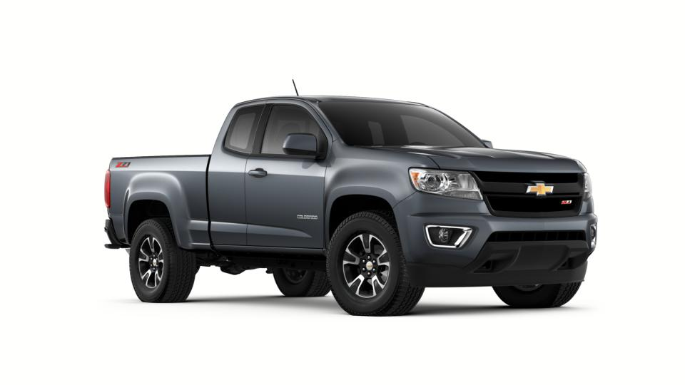 Bob Steele Chevrolet >> 2018 Chevrolet Colorado In Satin Steel Metallic With 3.6L For Sale