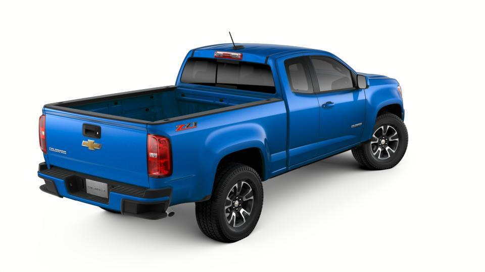 New 2018 Chevrolet Colorado Blue Metallic For Sale In