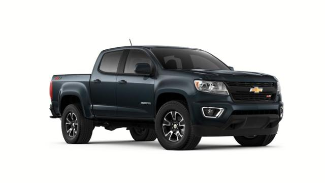 2018 Chevrolet Colorado Vehicle Photo In Clifton Nj 07013