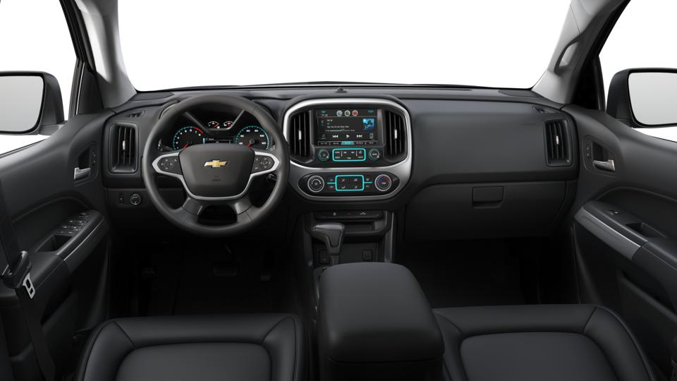New Truck 2018 Graphite Metallic Chevrolet Colorado Crew