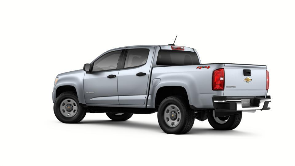 New 2018 Chevrolet Colorado In Las Cruces At Bravo Chevrolet